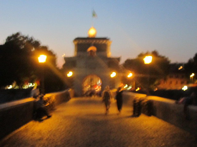 Una notte a Ponte Milvio