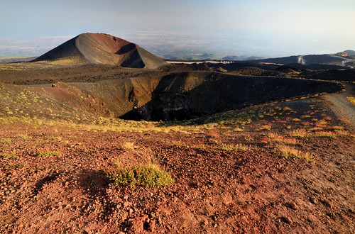 Etna, Nicolosi - Iron made ground