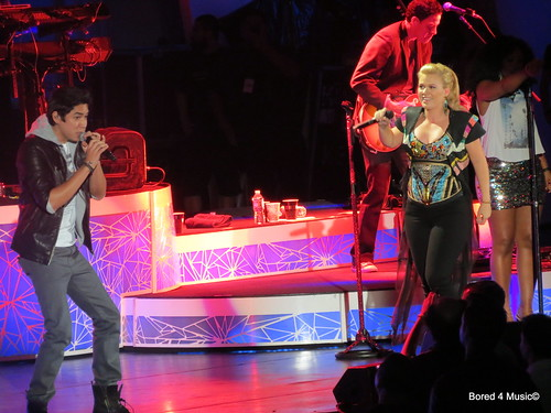 Kelly Clarkson & The Fray @ The Hollywood Bowl [07/30/12]