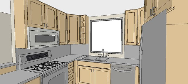 Upper Cabinet Layout - Need Advice Please!