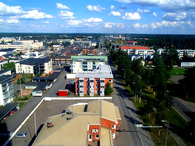 raahe city