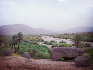 Najran's valley