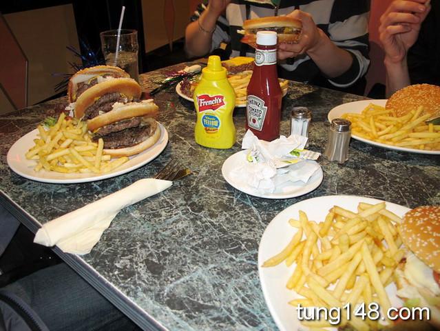 Annette's Diner ร้านอาหารใน Disneyland Paris