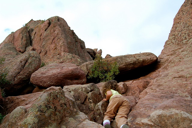 Ascent - Climbing at Red Rocks, Boulder, CO
