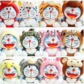 Doraemon-the-pooh-twelve-Zodiac-doll-18cm-size-as_5068813_3