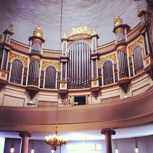 Organ in the Helsinki Committee