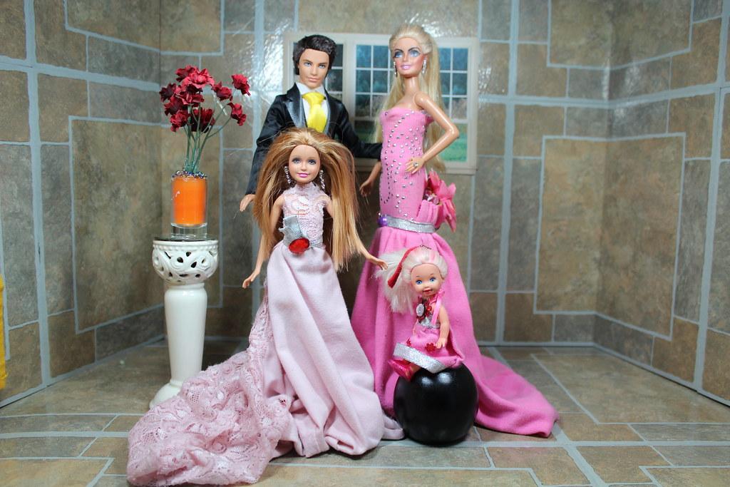 Fashion Ken Doll Is Wearing A Wedding Ken Groom Suit Bar Flickr