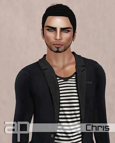 [Atro Patena]  -  Chris by MechuL Actor
