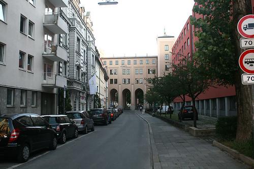 Sank Anna Straße