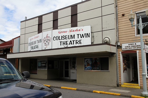 Ketchikan - Coliseum Twin Theatre