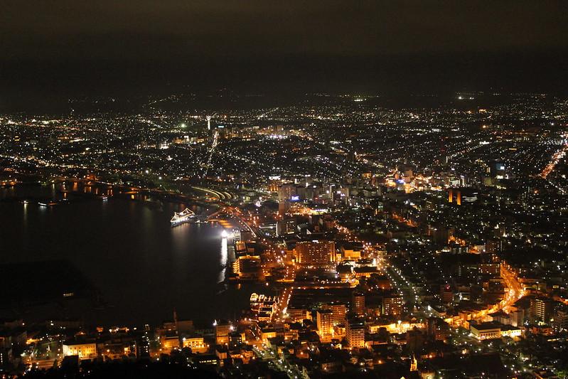 函館山からの夜景 その7