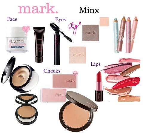 Livingaftermidnite : mark. Makeup Monday : Minx