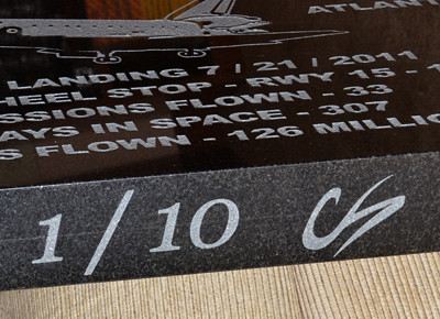 Atlantis Granite Serial Number 400px