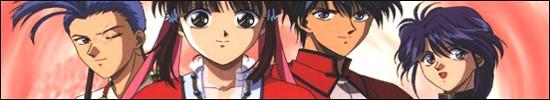 Open your Mind - Amor e Mistério em Fushigi Yuugi!