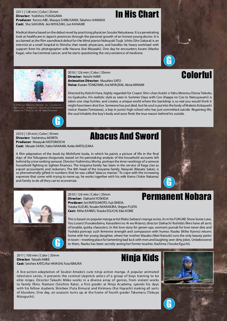 2012 EIGA SAI Synopsis Part 2