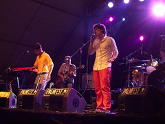 The Free Fall Band @ Palmfest 2012