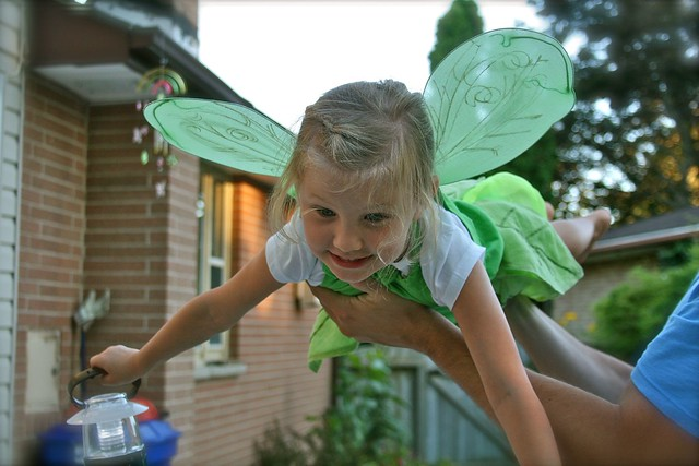 Flying Fairy - Aug 2012