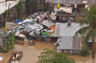20120807_flood in Metro Manila