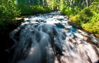 Upper Narada Falls