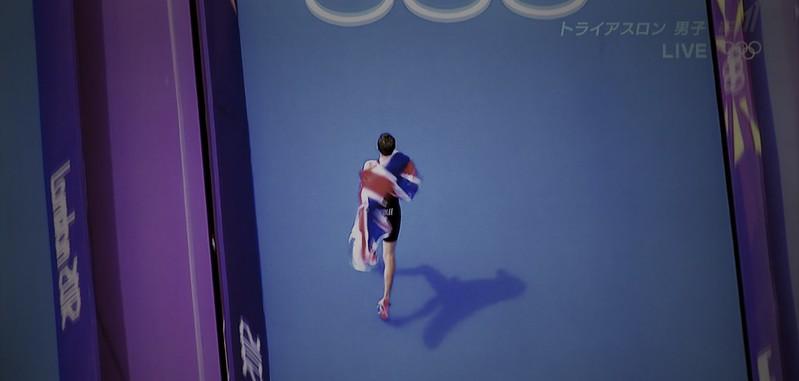 London 2012 Olympic Men's Triathlon