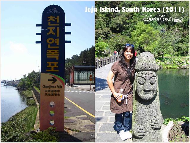 Cheonjiyeon Falls 01