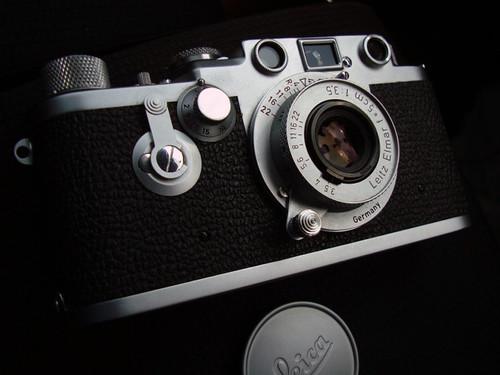 Leica IIIf + 50mmf3.5