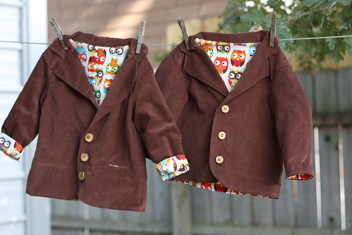 Tiny Toddler Blazers! 3T and 18 mo