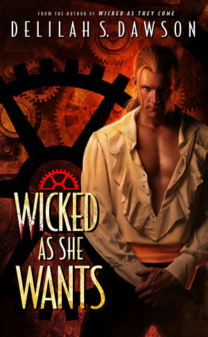 April 30th 2013 by Pocket Books              Wicked as She Wants (Blud #2) by Delilah S. Dawson