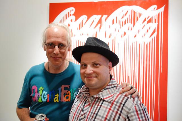 Carlo McCormick & Jonathan LeVine