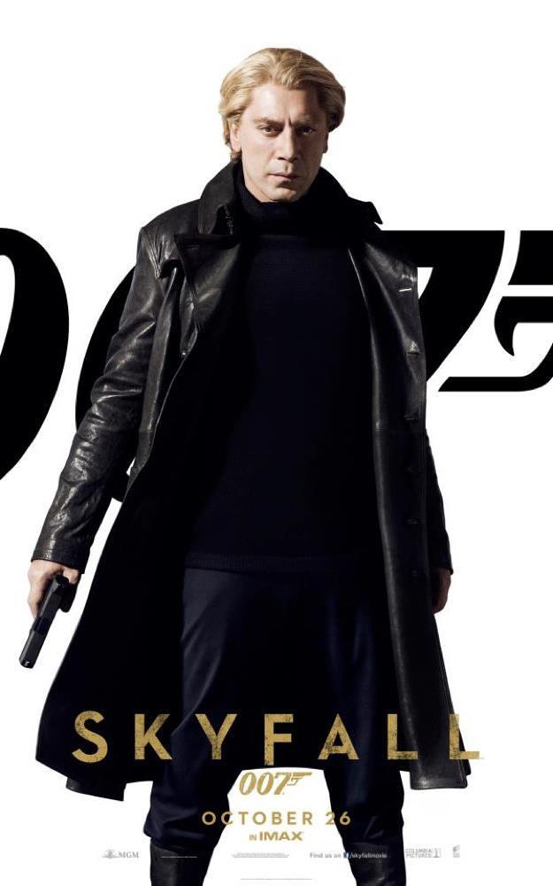Skyfall - Poster 3