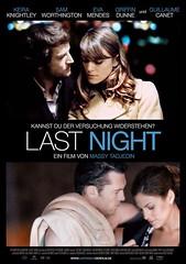 一夜迷情 Last Night(2010)_精神出轨和肉体出轨谁更彻底?
