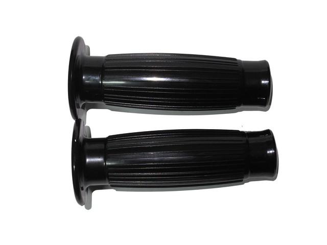 Black Barrel Grips