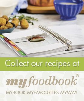 Find our recipes icon V22