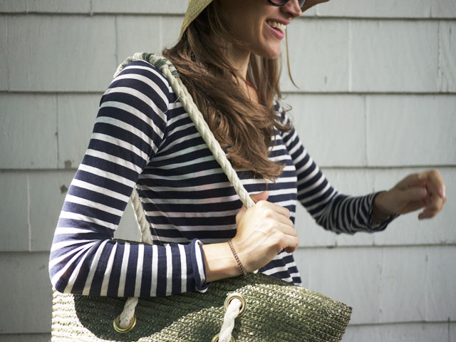 fair vanity, tuesday trend, nautical stripes, eco blog made in the usa, organic, kettle cove, maine