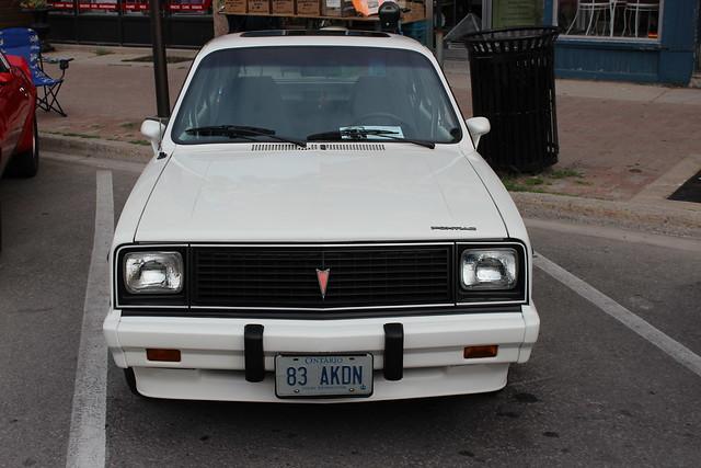 1983 Acadian 4 Door Hatchback Canadian Flickr Photo
