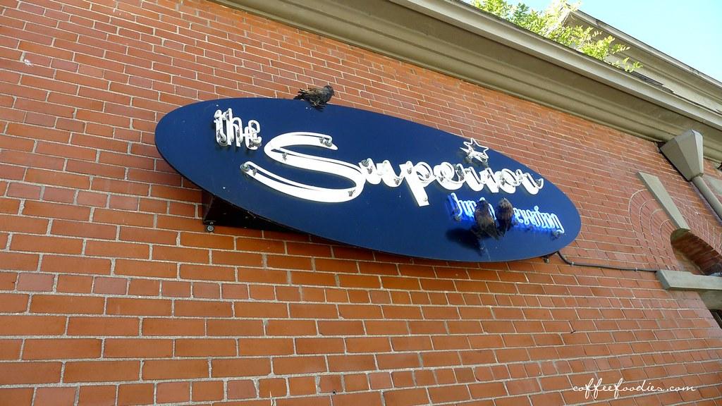 The Superior Restaurant VICTORIA BC
