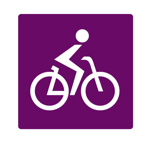 concept logo for CityCycle, a SF Environment initiative