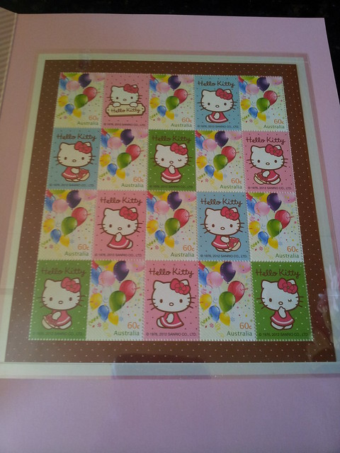 hello kitty stamps!!!