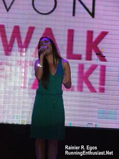 AVON Let's Walk the Talk5