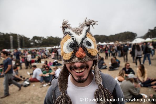 OSL '12 - Owl spotting!