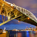 Sydney Harbour Bridge - Milsons Point by iamabcd [back to posting]
