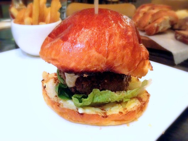 Mushroom Portobello Burger