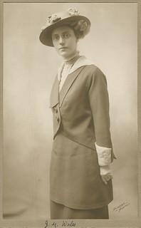 Julia Grace Wales