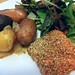Sesame Crusted Teriyaki Salmon