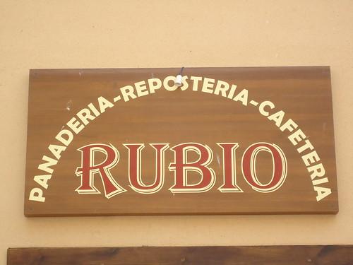Ojos Negros (Teruel) | Panadería Rubio | Cartel