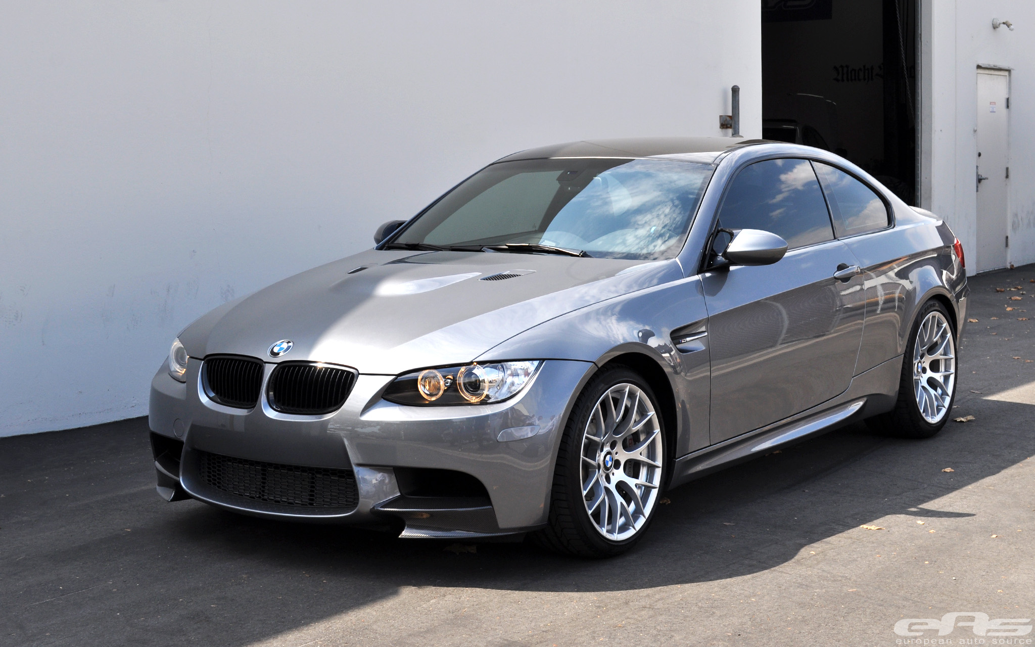 Bmw performance space gray e92 m3 zcp