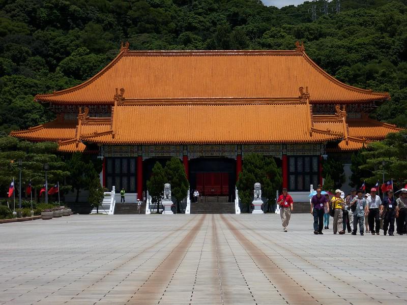 2012 台湾旅行 忠烈祠