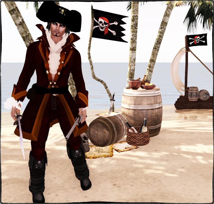 Pirates 1-6
