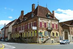 France 2012 – Hostellerie Bressane in Saint-Germain-du-Bois