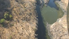 Video: Victoria Falls Helicopter, start of Trench Run